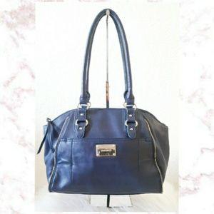 Purple Nine West Shoulder Bag